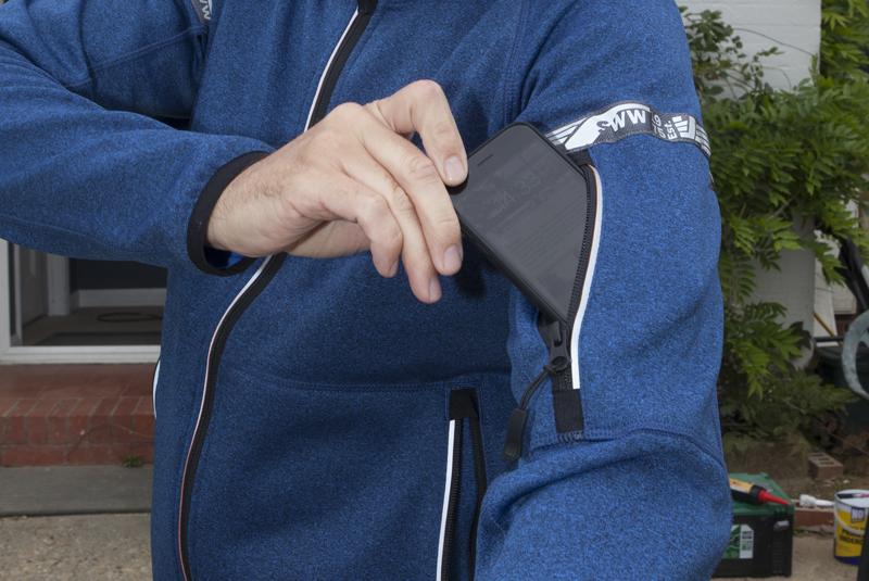 PRODUCT TEST: AllroundWork 37.5 Fleece Jacket