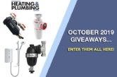 OCTOBER GIVEAWAYS: Enter them all here!