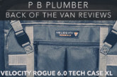 VIDEO REVIEW: Velocity Pro Gear Rogue 6.0 Tech Case XL