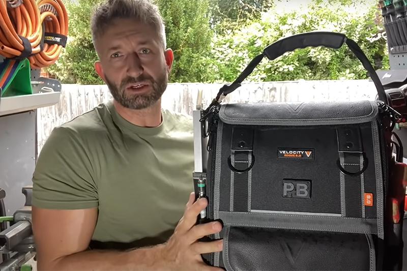 WATCH: Velocity PB 9.0 service bag reveal