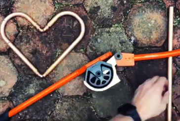 VIDEO DEMO: How to make a copper heart