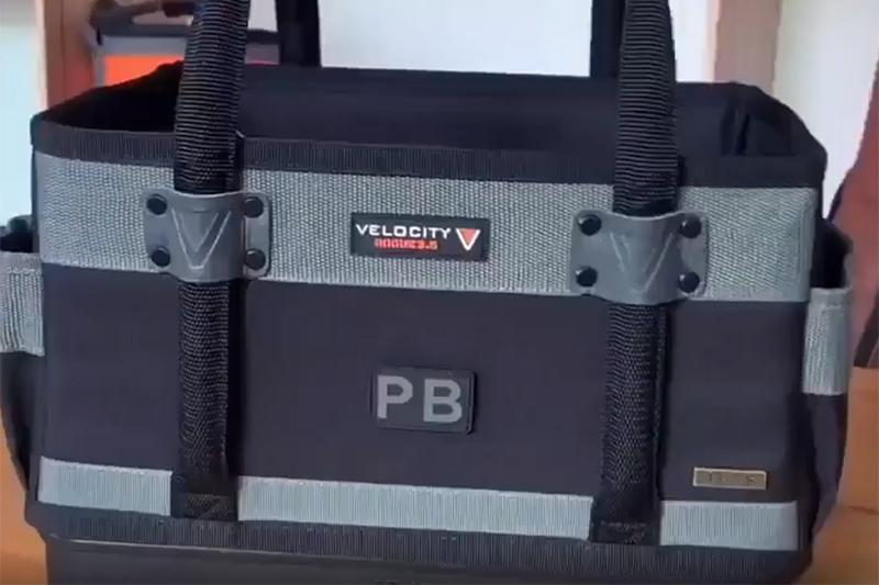 FIRST LOOK: The PB Plumber Jobbing Bag