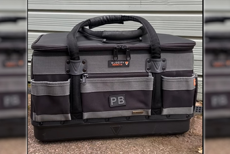 WATCH: Have you ever wanted to design your own tool bag?