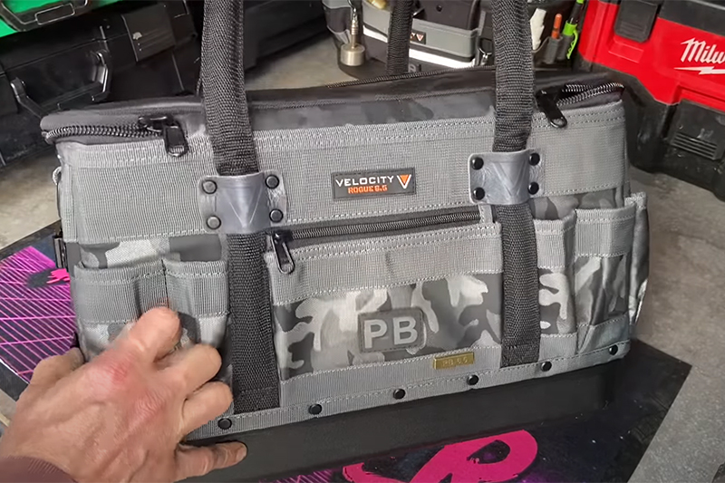 VIDEO REVIEW: Velocity Pro Gear Rogue 6.5 PB Bag Camo Edition