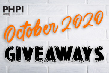 OCTOBER 2020 GIVEAWAYS: Enter them all here!