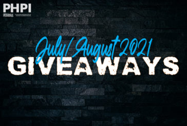 ICYMI: Enter our July/August 2021 giveaways here!