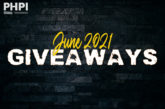 JUNE 2021 GIVEAWAYS: Enter them all here!