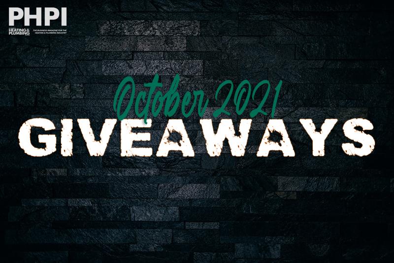 OCTOBER 2021 GIVEAWAYS: Enter them all here!