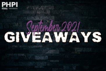ICYMI: Enter our September 2021 giveaways here!