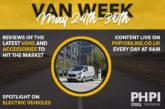 VAN WEEK 2021: Coming soon!