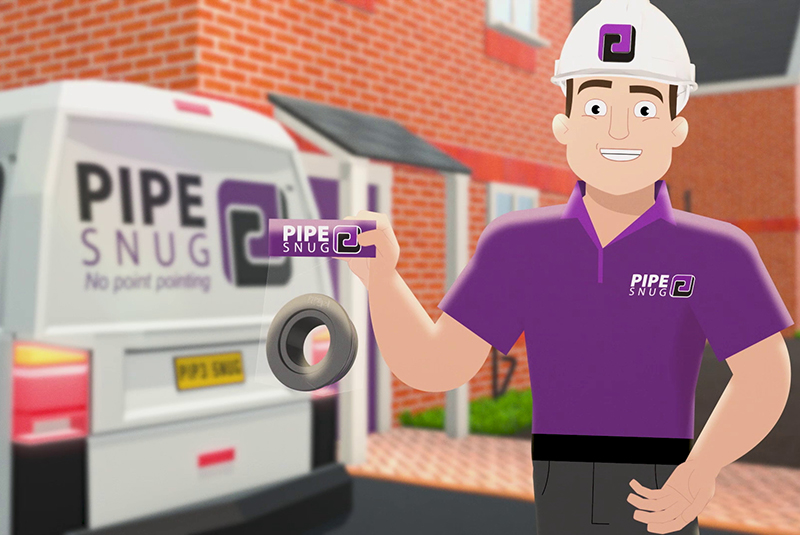 WATCH: PipeSnug releases video in time for Part L changes