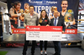 Joint sponsorship deal for world boxing champ
