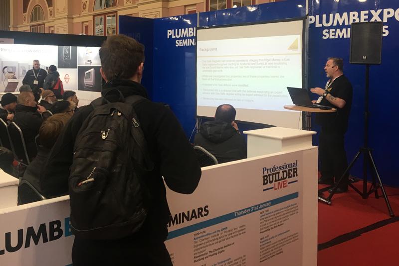 PlumbExpo Manchester seminar programme announced