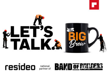 Resideo backs Band of Builders and the Big Brew