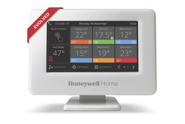 Resideo's next generation Honeywell Home evohome smart zoning system