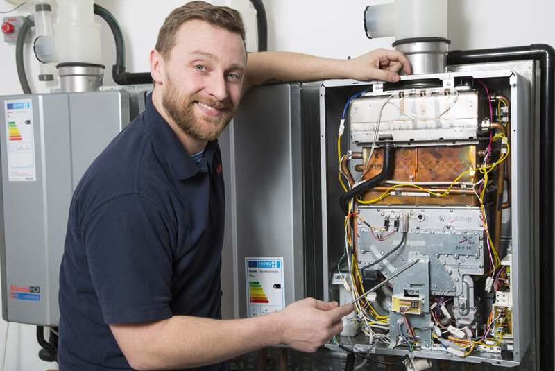 Free training from Rinnai