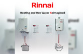 Rinnai announces launch of the Trust Partnership