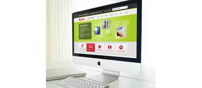 Rinnai invests in new website