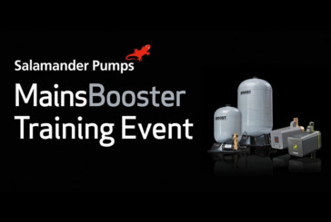 Salamander Pumps to host training events across the UK