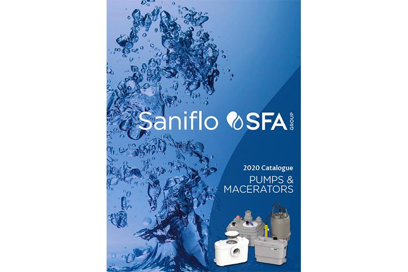 Saniflo unveils new product catalogue