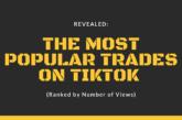 Study reveals TikTok's top trades