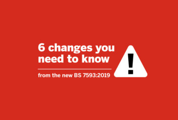 Six things you need to know about BS 7593:2019