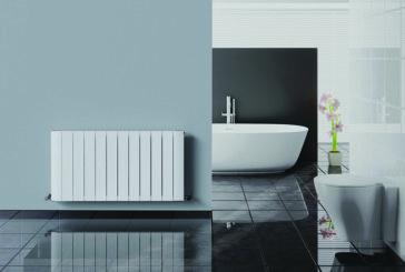 The popularity of designer rads in bathrooms