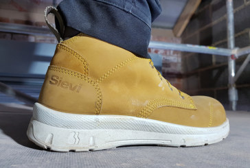 PRO REVIEW: Sievi Terrain High S3 Boots