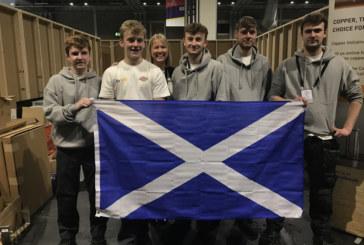 Scotland dominates at WorldSkills UK competition