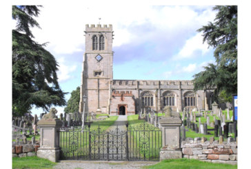 Smith's provides the heat for historic Welsh church