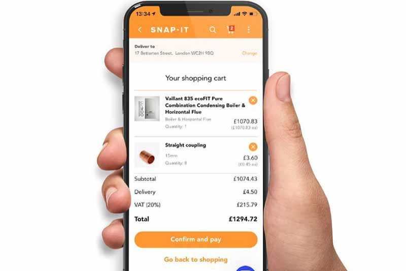 WATCH: Snap-It… the app by tradespeople for tradespeople