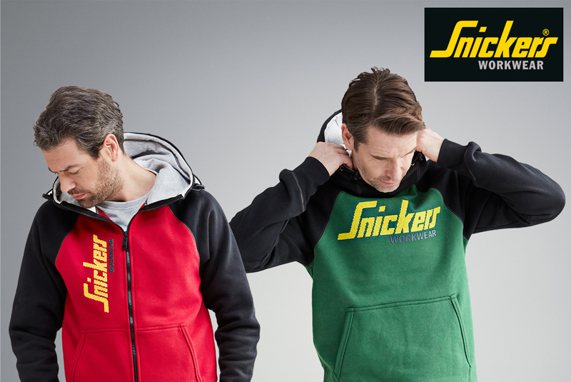 PRODUCT FOCUS: Snickers hoodies/sweatshirts