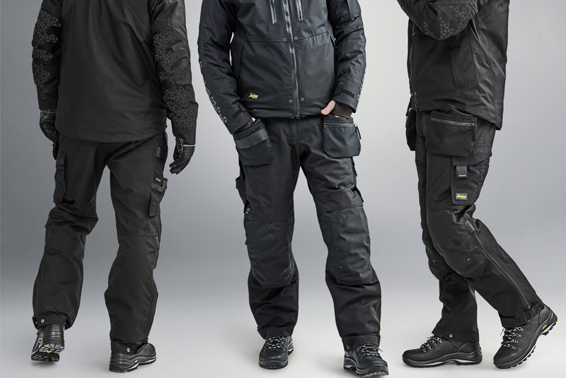 PRODUCT FOCUS: Snickers Workwear FlexiWork insulated jackets and trousers