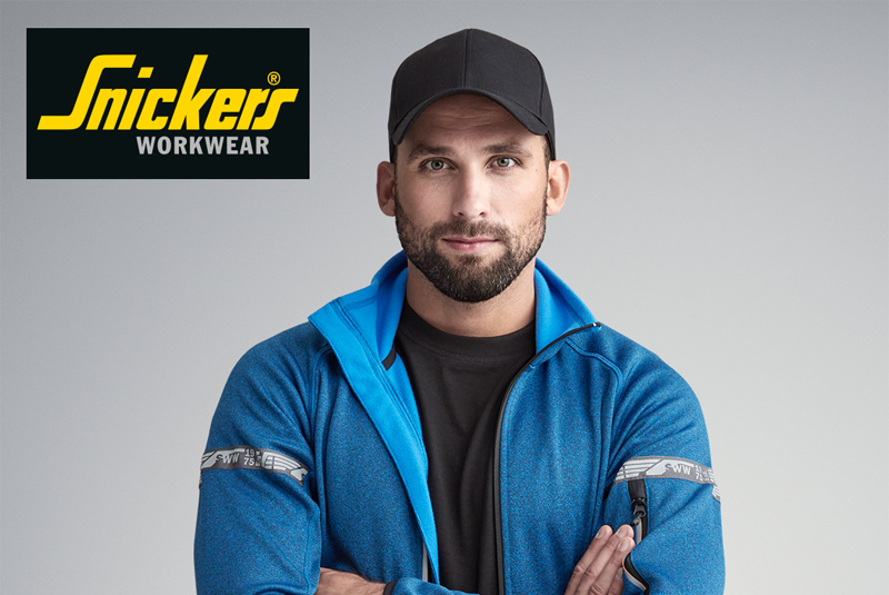 GIVEAWAY: Snickers NEW 37.5 Technology fleeces