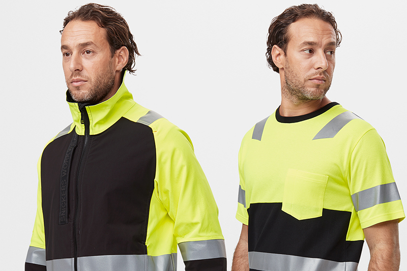 Snickers Workwear | Hi-Vis Protective Wear
