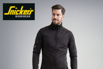 Snickers Workwear   Climate control baselayers for summer and autumn
