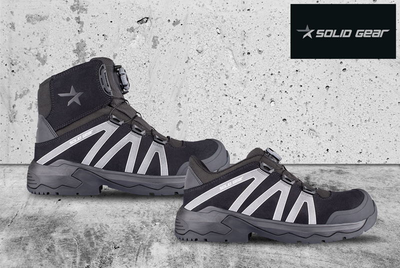 PRODUCT FOCUS: Solid Gear Onyx safety footwear