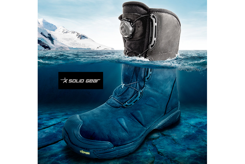 GIVEAWAY: Solid Gear Polar GTX Safety Boot