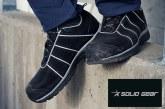 GIVEAWAY: Solid Gear Evolution Black Safety Shoe