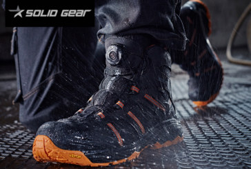 GIVEAWAY: Solid Gear Phoenix Safety Boots