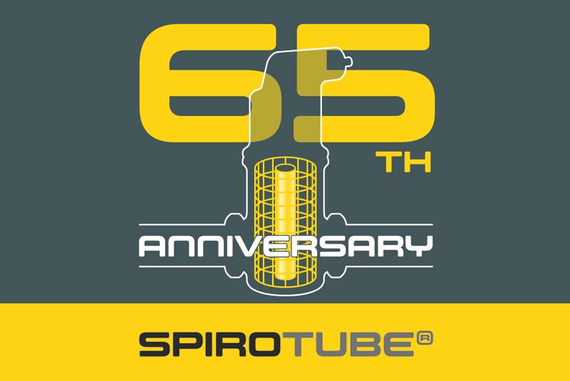 Spirotech celebrates 65 years of the Spirotube