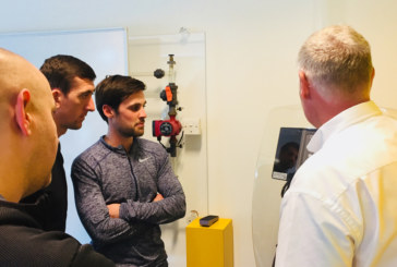 WATCH: Spirotech training day