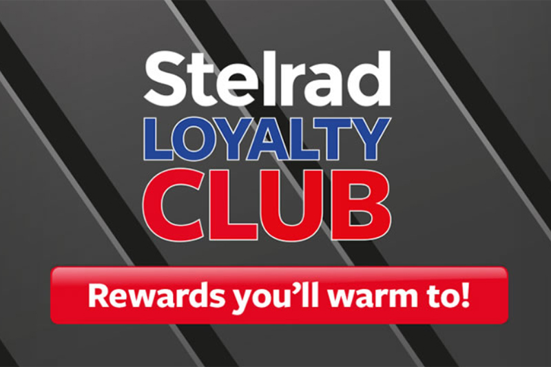 Double points from Stelrad Loyalty Club until 31st March