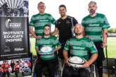 Stelrad supports wheelchair rugby in the north east