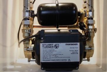 WATCH: Stuart Turner Monsoon Standard Twin pump installation guide