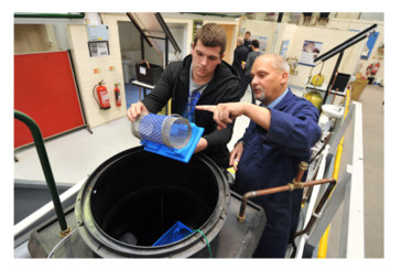 New water technology skills being addressed by SummitSkills