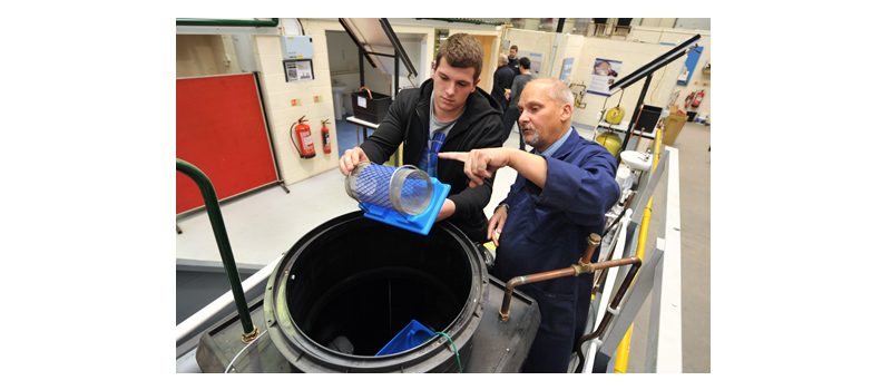 New water technology skills being addressed by SummitSkills