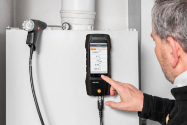 Get a free voltage tester with selected testo flue gas analysers