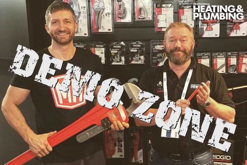 Installers to host demo zone at Toolfair