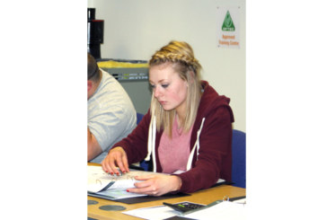 Apprentice shines at Grant Training Academy